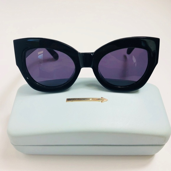 85ccb298cc28 Karen Walker Accessories - Karen Walker Northern Lights Cat Eye sunglasses
